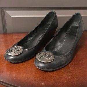 """Tory Burch Wedges - 2.5"""" heels"""